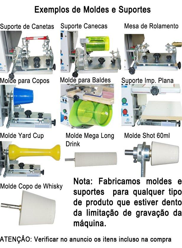 moldes para maquina de serigrafia sk 20