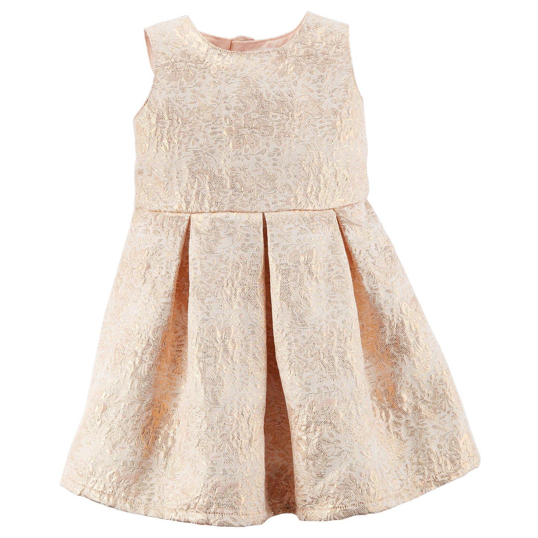 905c10db71 Roupas de Bebe Carters Vestido Rosa Brilhante - Dany Store - Roupas ...
