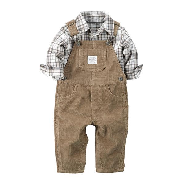 Roupas de bebe cj 2p s macac o jardineira carters for Jardineira bebe 1 ano