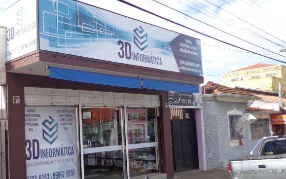 3D Informática Franca