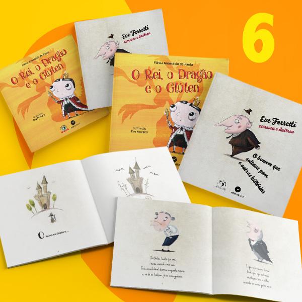 Doe 6 Livros