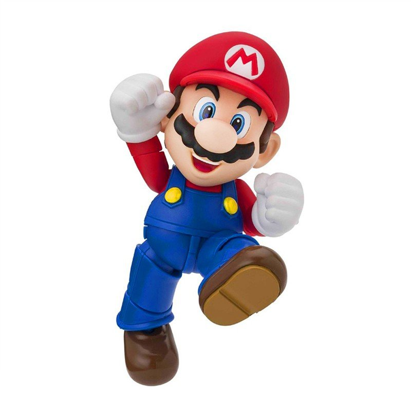 Bandai - S.H. Figuarts - Super Mario
