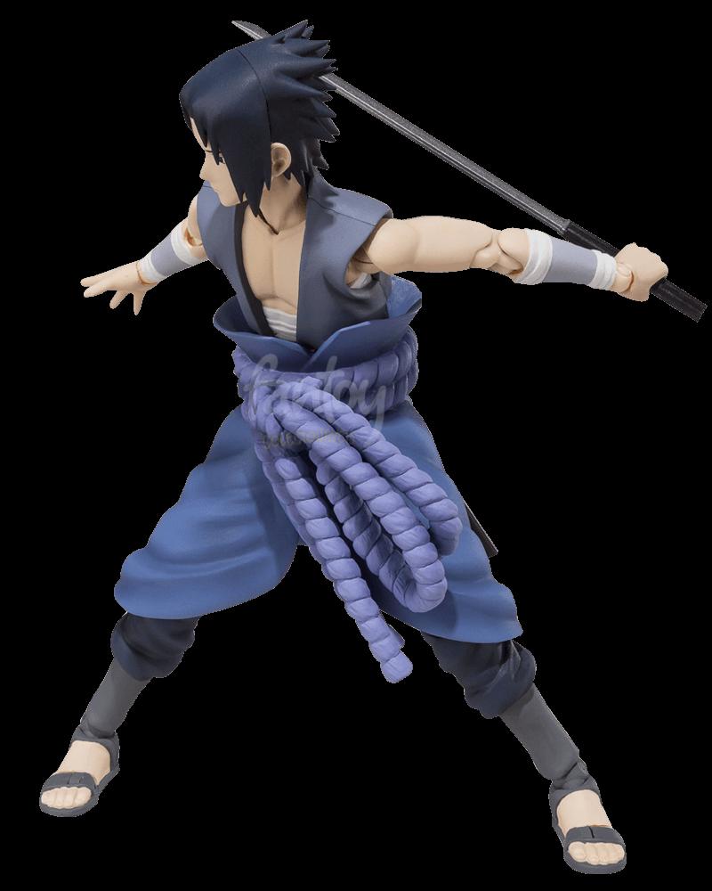 Bandai - S.H. Figuarts - Naruto Shippuden - Sasuke Uchiha (Itachi Battle)