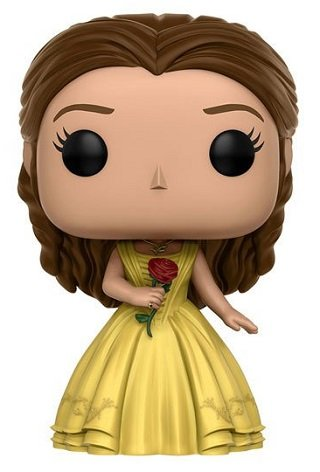 Bonecos Funko Pop Brasil - Beauty & the Beast - Belle
