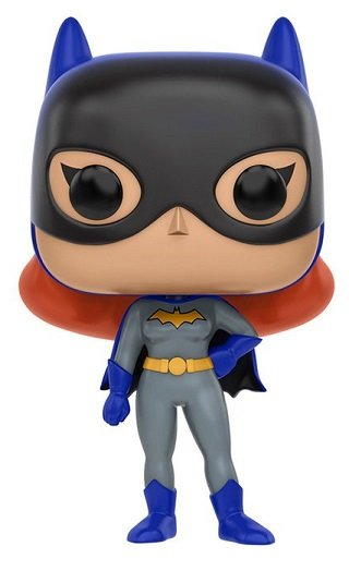 Bonecos Funko Pop Brasil - DC Comics - The Animated Series - Batgirl