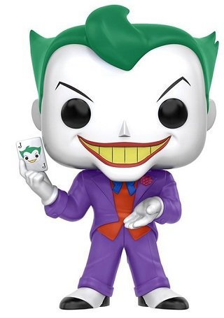 Bonecos Funko Pop Brasil - DC Comics - The Animated Series - Joker