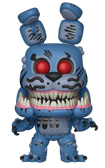Bonecos Funko Pop Brasil - Five Nights at Freddy's - Twisted Bonnie