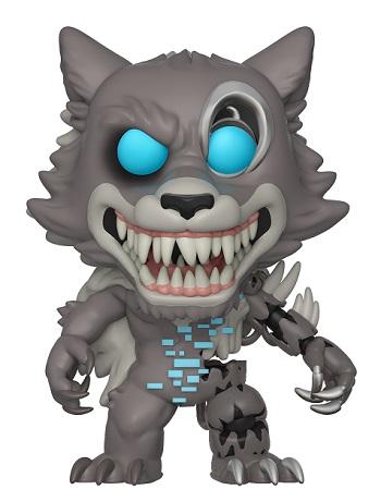 Bonecos Funko Pop Brasil - Five Nights at Freddy's - Twisted Wolf