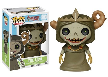 Bonecos Funko Pop Brasil - Adventure Time - The Lich