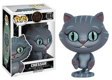 Bonecos Funko Pop Brasil - Alice Through the Looking Glass - Cheshire Cat