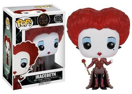 Bonecos Funko Pop Brasil - Alice Through the Looking Glass - Iracebeth