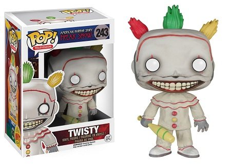Bonecos Funko Pop Brasil - American Horror Story - Twisty the Clown