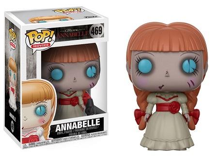 Bonecos Funko Pop Brasil - Annabelle