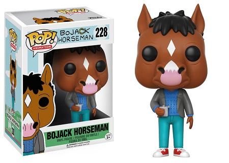 Bonecos Funko Pop Brasil - BoJack Horseman