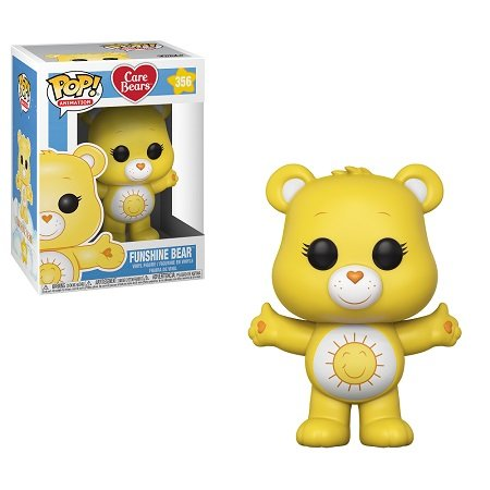 Bonecos Funko Pop Brasil - Care Bears - Funshine Bear