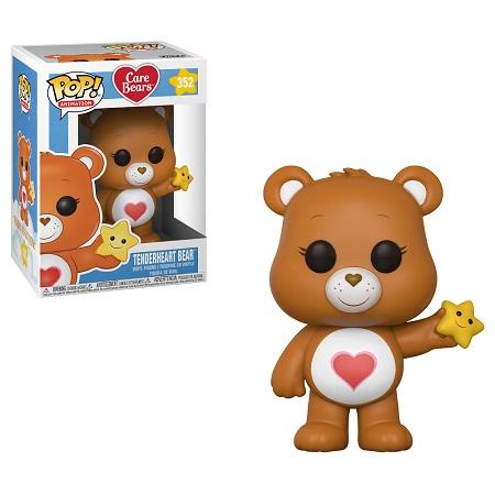 Bonecos Funko Pop Brasil - Care Bears - Tenderheart Bear