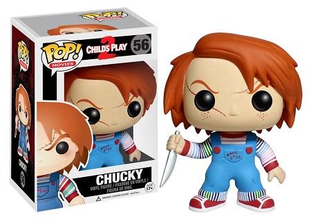 Bonecos Funko Pop Brasil - Chucky