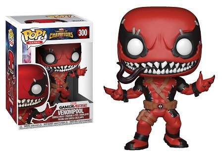 Bonecos Funko Pop Brasil - Marvel - Contest of Champions - Venompool