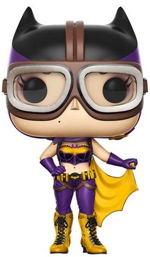 Bonecos Funko Pop Brasil - DC Comics - Batgirl - Bombshells