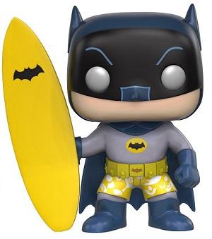 Bonecos Funko Pop Brasil - Batman 1966 - Surfs Up!