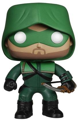 Bonecos Funko Pop Brasil - DC Comics - Hood Green Arrow
