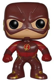 Bonecos Funko Pop Brasil - DC Comics - The Flash