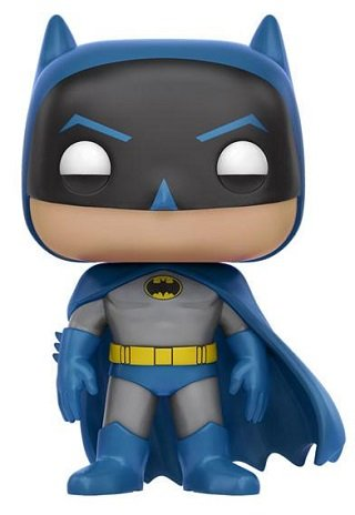 Bonecos Funko Pop Brasil - DC Comics - Super Friends Batman