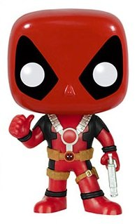 Bonecos Funko Pop Brasil - Marvel - Deadpool Thumbs Up