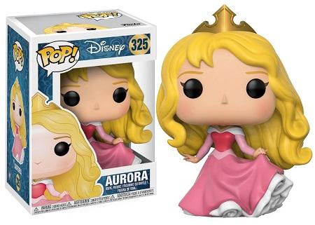 Bonecos Funko Pop Brasil - Disney - Aurora