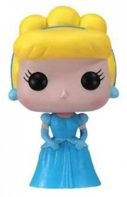 Bonecos Funko Pop Brasil - Disney - Cinderella