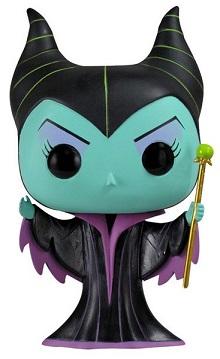 Bonecos Funko Pop Brasil - Disney - Maleficent