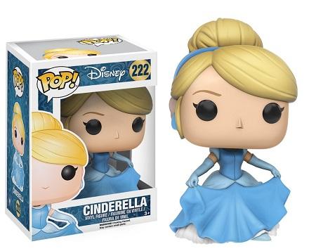 Bonecos Funko Pop Brasil - Disney - Princess - Cinderella