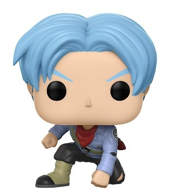 Bonecos Funko Pop Brasil - Dragonball Super - Future Trunks