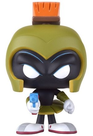Bonecos Funko Pop Brasil - Duck Dodgers - Marvin Martian