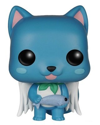 Bonecos Funko Pop Brasil - Fairy Tail - Happy
