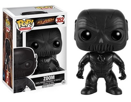 Bonecos Funko Pop Brasil - DC Comics - The Flash - Zoom