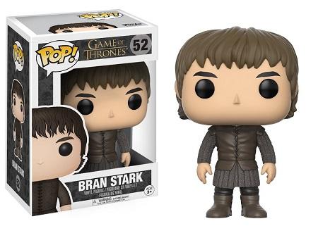 Bonecos Funko Pop Brasil - Game of Thrones - Bran Stark