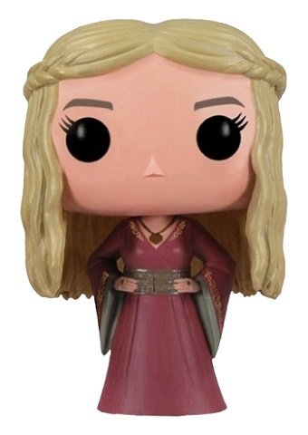 Bonecos Funko Pop Brasil - Game of Thrones - Cersei Lannister