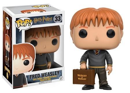 Bonecos Funko Pop Brasil - Harry Potter - Fred Weasley