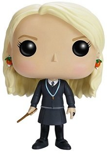 Bonecos Funko Pop Brasil - Harry Potter - Luna Lovegood