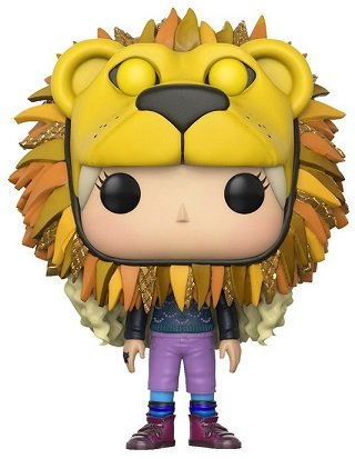Bonecos Funko Pop Brasil - Harry Potter - Luna Lovegood with Lion Head