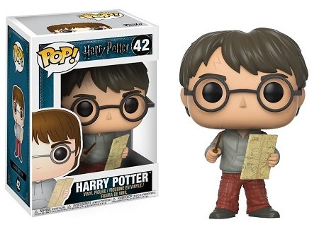 Bonecos Funko Pop Brasil - Harry Potter Marauders Map