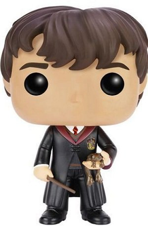 Bonecos Funko Pop Brasil - Harry Potter - Neville Longbottom