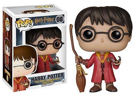 Bonecos Funko Pop Brasil - Harry Potter Quidditch