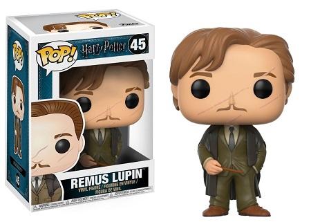 Bonecos Funko Pop Brasil - Harry Potter - Remus Lupin