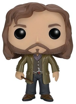 Bonecos Funko Pop Brasil - Harry Potter - Sirius Black