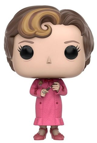 Bonecos Funko Pop Brasil - Harry Potter - Umbridge