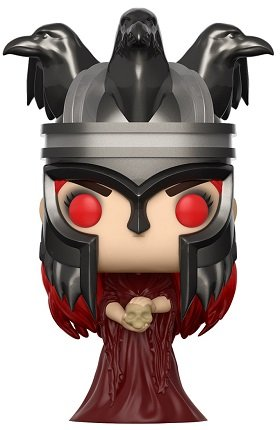 Bonecos Funko Pop Brasil - Hellboy - Nimue, the Queen of Blood