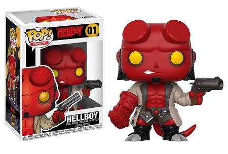 Bonecos Funko Pop Brasil - Hellboy