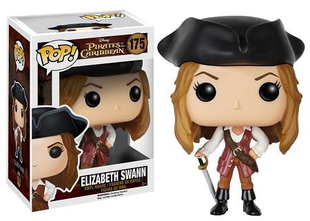 Bonecos Funko Pop Brasil - Disney - Piratas do Caribe - Elizabeth Swann